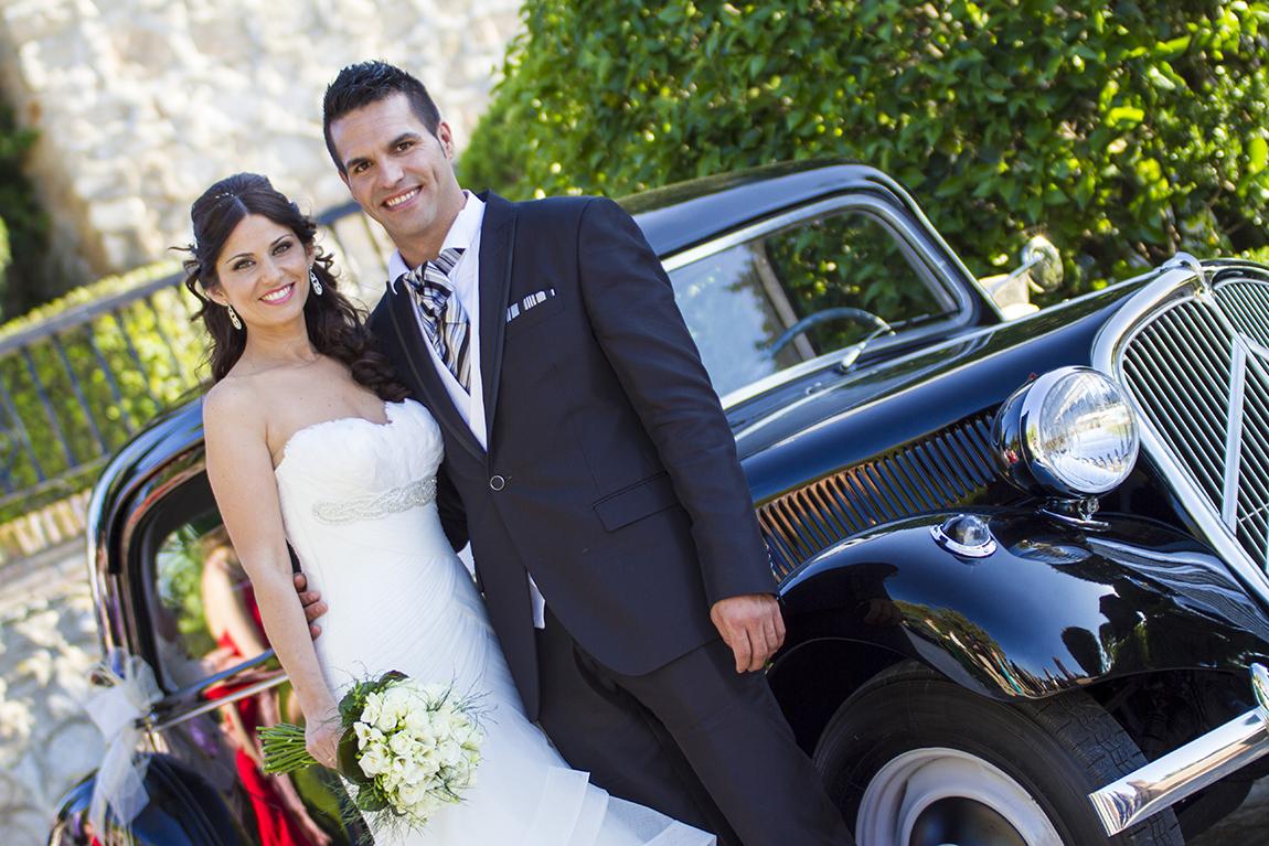 Antonio + Ana
