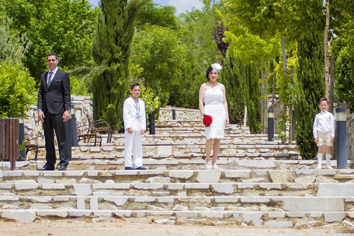 Alfredo + Mari Luz & Alfredo y Ernesto