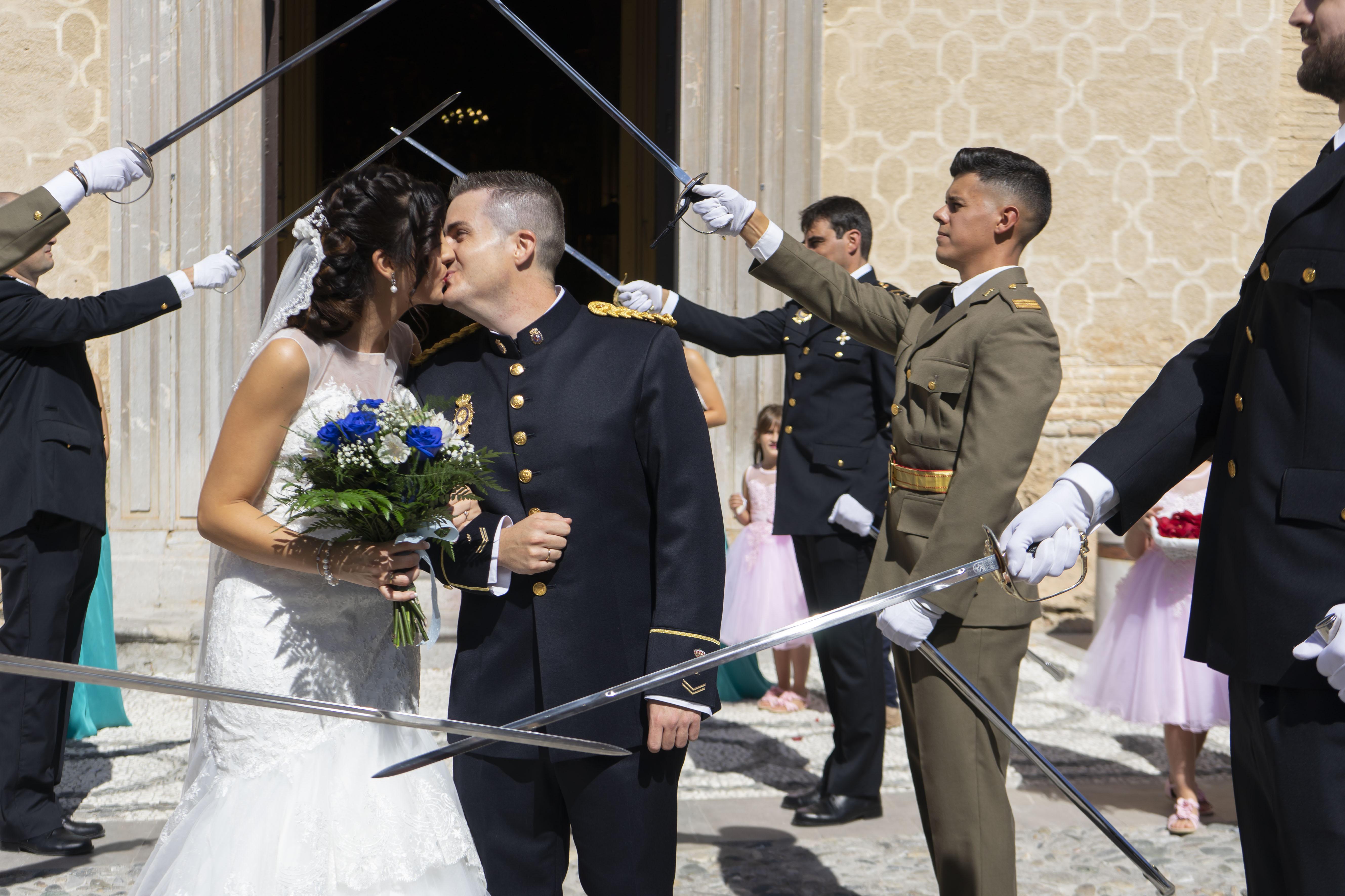 Miguel Ángel y Vanesa